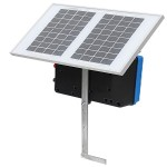 Solcellpanel 8 watt